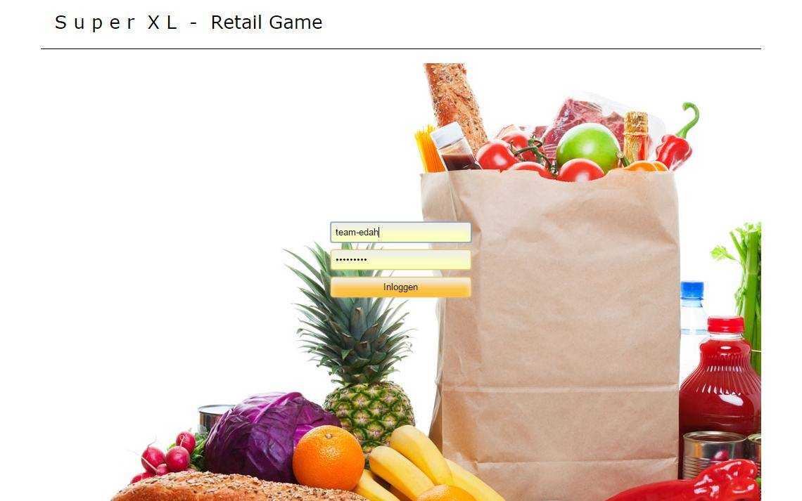 Small Business en Retail Managementgame management games voor Economie