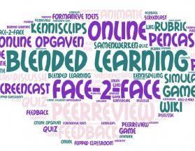 Blended learning onderwijs