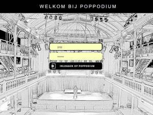 Poppodium Serious Gaming Simulatie gamification management games