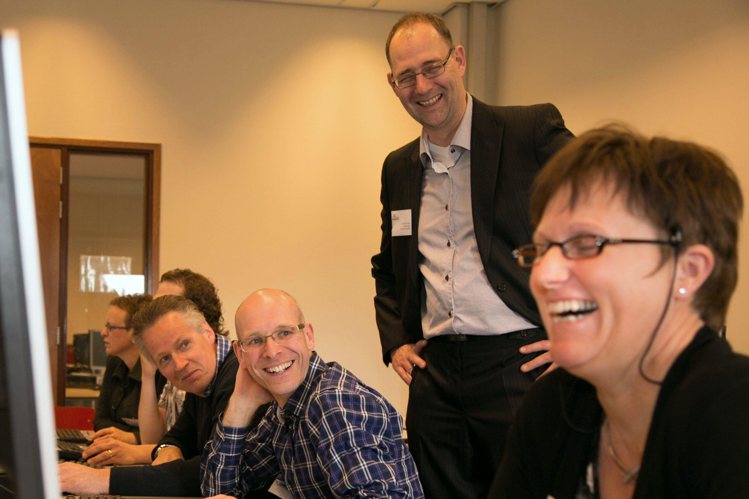 Gamification en Serious Games voor teambuilding, samenwerking, events, symposia en open dagen