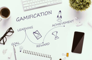 Gamification verandertrajecten en serious gaming met serious games en business games