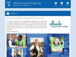 Online Examen mbo voor Leidinggevende Leisure Gamification Welkomstpagina